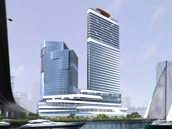 St Regis Hotel Architectural Previsualization (by tomkeep)